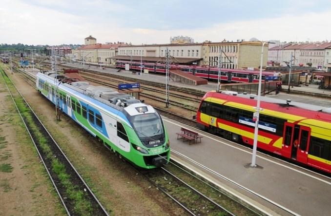 Rzeszów z jednym biletem na komunikację miejską i pociąg