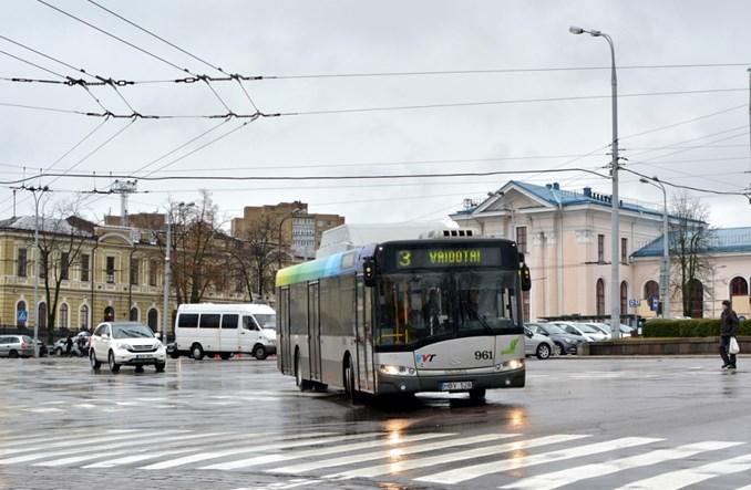 Wilno kupuje aż 150 autobusów od Solarisa