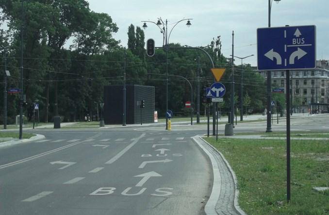 """Łódź: W przyszłym roku """"wyprostowanie"""" Traugutta przy dworcu"""