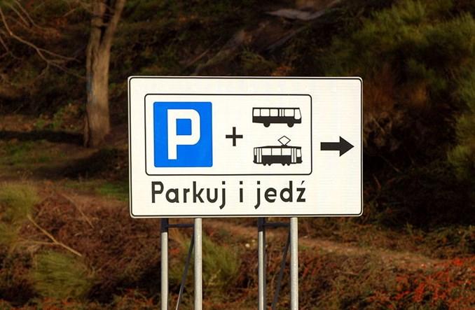 Wrocław buduje sieć parkingów Park&Ride