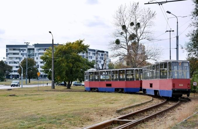 Bydgoszcz z ofertami na tramwaj wzdłuż Kujawskiej