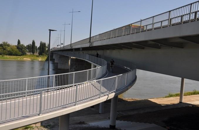 Warszawa. Kładki pod mostem Łazienkowskim. Co was czeka? [ZDJĘCIA]