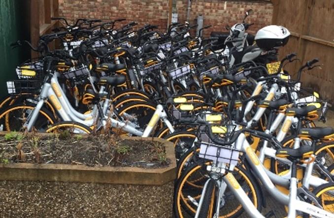 Londyn. Samorząd konfiskuje rowery publiczne
