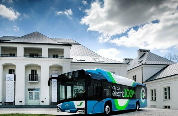 Solaris dostarczy elektryczne pojazdy do Rumunii