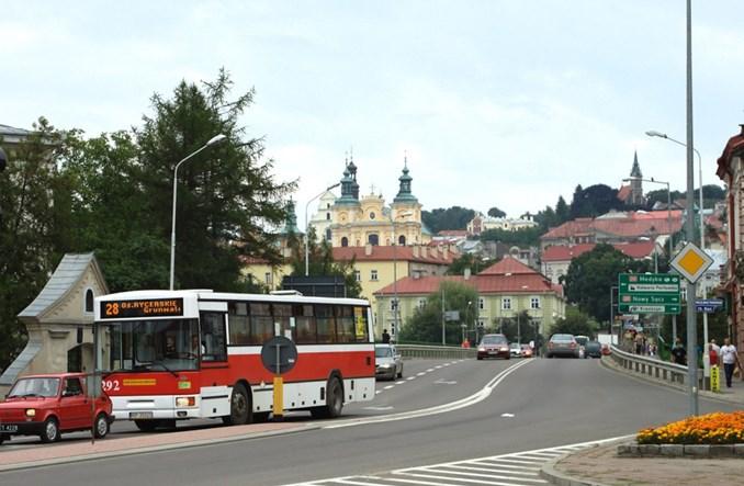 Przemyśl kupuje 15 autobusów i wyposażenie dla 40 pojazdów