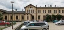 Uruchomiono dworzec tymczasowy w Strzelinie