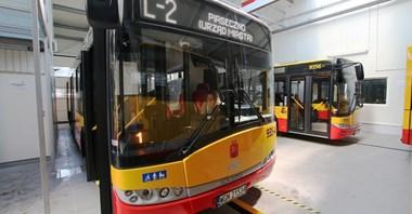 Warszawa: Nowe autobusy PKS Grodzisk wożą już pasażerów