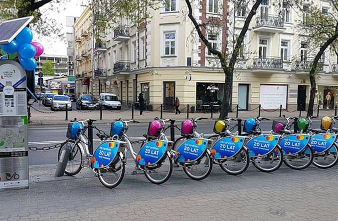 Olsztyn stawia na rower miejski. Na razie wersję demo