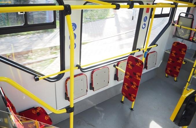 Chorzów. Zmodernizowany tramwaj ma imię. Gucio [ZDJĘCIA]