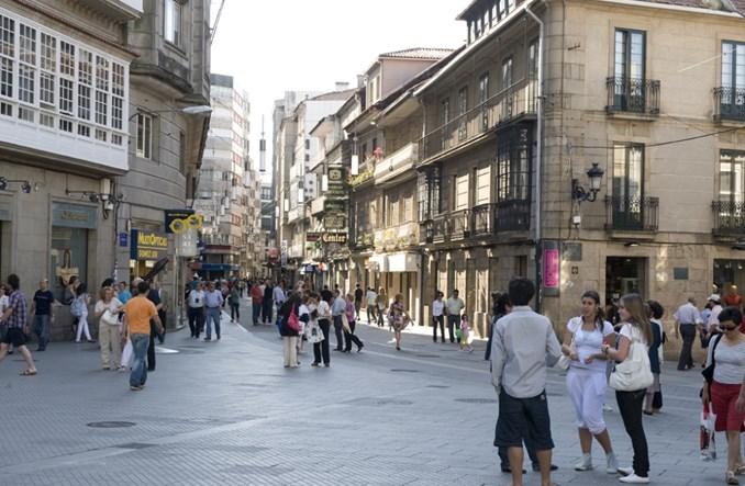 Pontevedra. Miasto, które (prawie całkowicie) pozbyło się aut