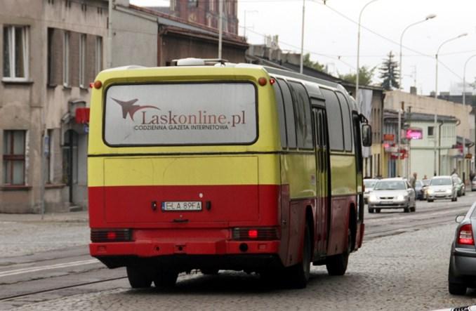 Łask z niepełną ofertą na autobusy
