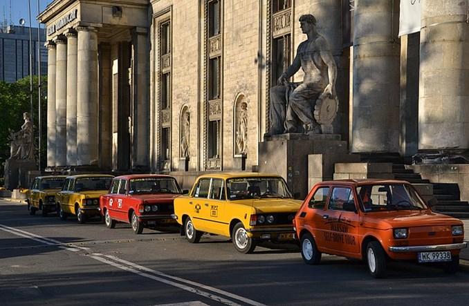 Warszawa. Dwa auta na gospodarstwo domowe to norma