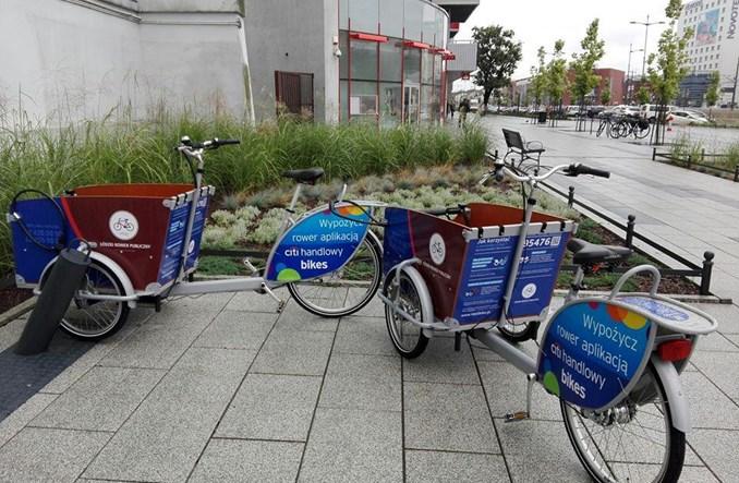 Łódzki Rower Publiczny: 10 rowerów cargo w sieci