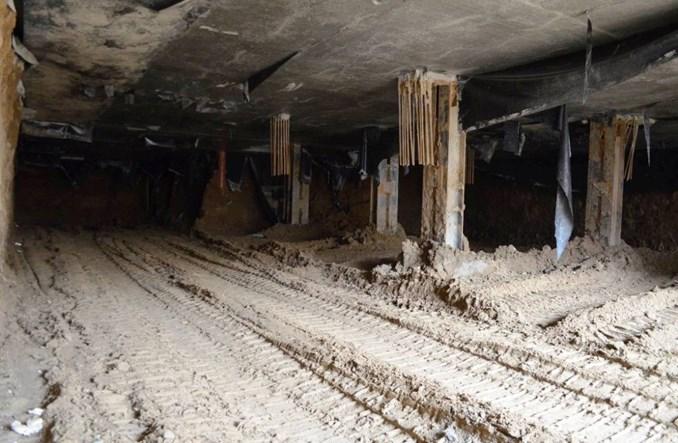 Metro na Woli już pod ziemią