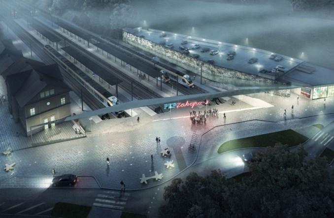 Zakopane ma już środki unijne na przebudowę dworca