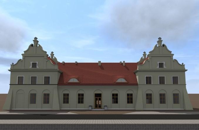 Rusza przetarg na przebudowę dworca w Pruszkowie (wizualizacje)