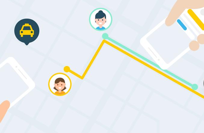 W Warszawie rusza taksówkowy ridesharing
