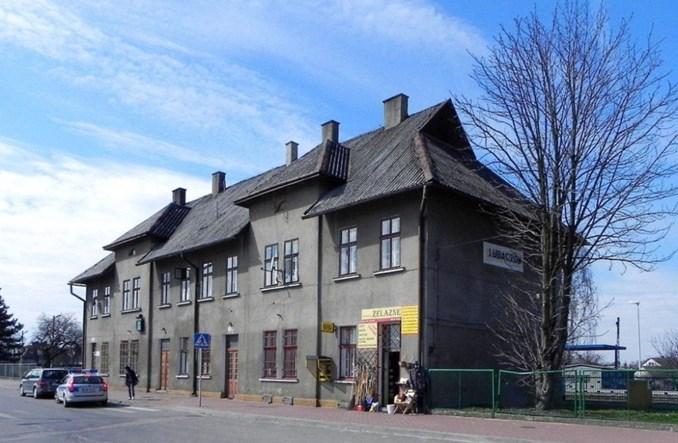 Dworzec w Lubaczowie szykowany do remontu