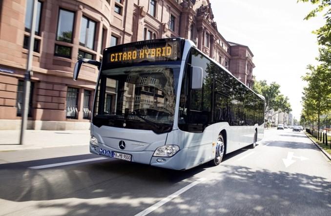 Już w październiku zadebiutuje hybrydowy Mercedes–Benz Citaro