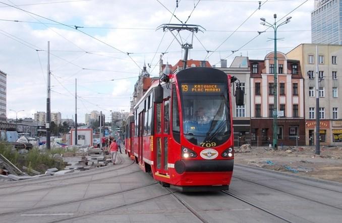 Dwie firmy chcą dostarczyć tramwaje jednoczłonowe dla Tramwajów Śląskich