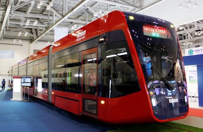 Tramwaje Warszawskie ponownie wyrzucają firmę Hyundai. Przez koreański zakaz