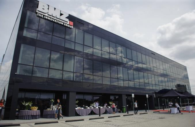 Gliwice. BMZ otworzyło nową fabrykę baterii do rowerów i autobusów