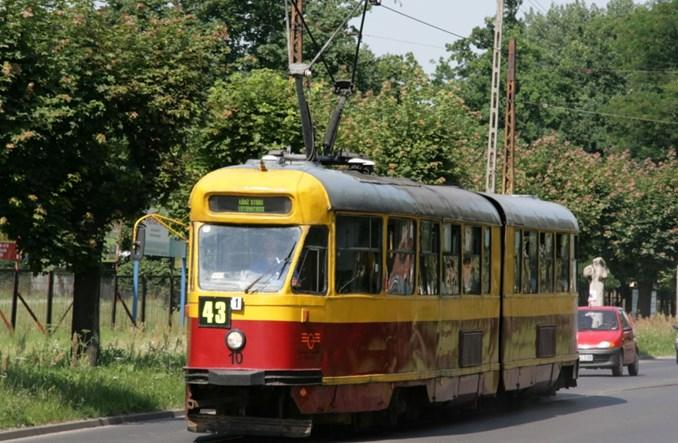 Lutomiersk: Tramwaj o kilka tygodni później