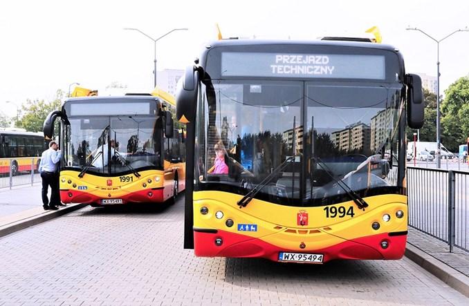 Miechów dopłaca do elektrobusów Ursusa