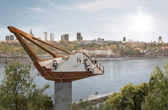 Małgorzata Dembowska: Warszawa ma potencjał, jeśli chodzi o rzekę