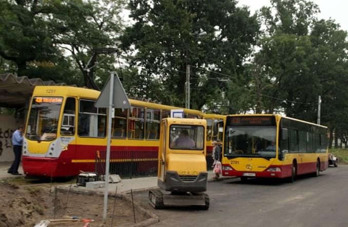 Konstantynów: Szanse na modernizację tramwaju