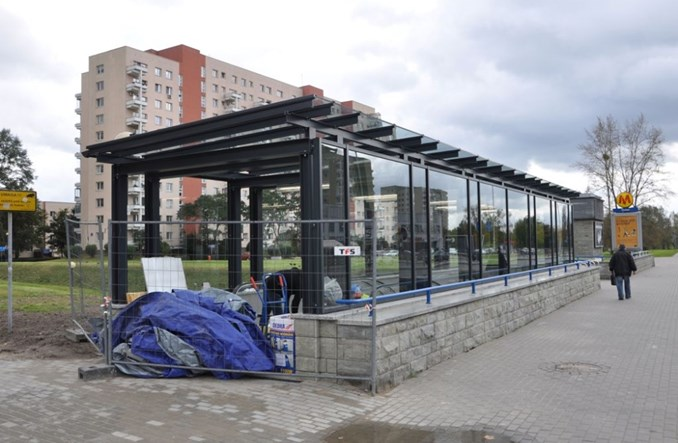 """Metro: Nowe, """"prywatne"""" wejście na stacji Służew najwcześniej w grudniu"""