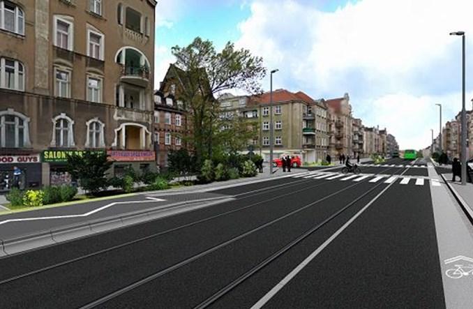 Poznań: Przebudowa tramwaju na Wildzie z unijną dotacją
