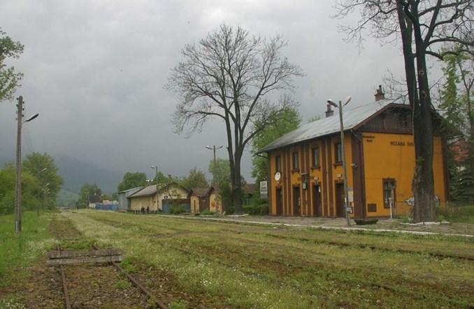 Mszana Dolna: Dworzec do remontu