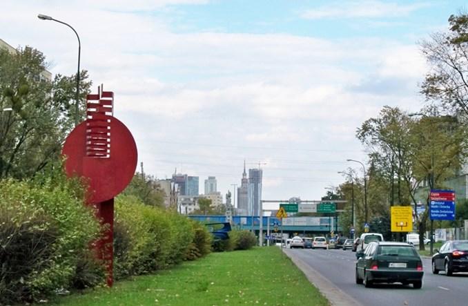 Warszawa: Tramwaj na Kasprzaka. Rzeźb już nie ma, przetarg w 2018 r.