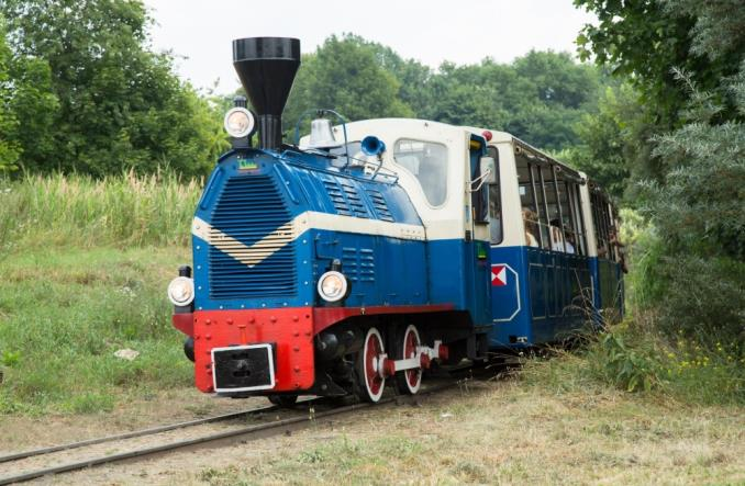 Poznań: MPK remontuje trasę Kolejki Parkowej Maltanka