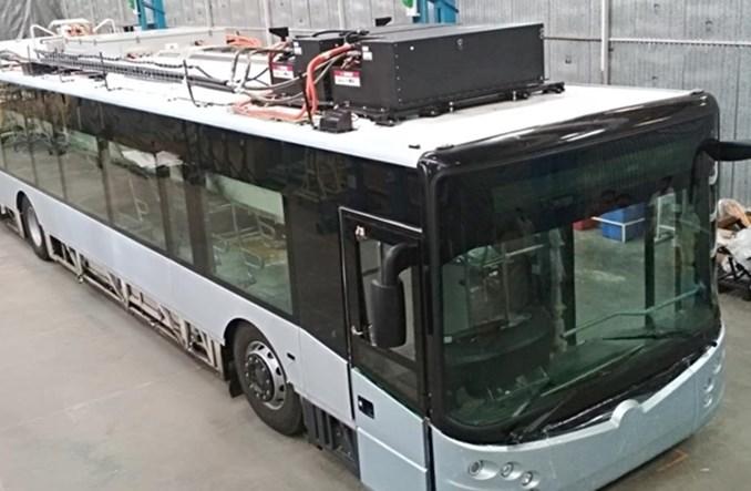 Indie. Solaris zbudował pierwszy autobus we współpracy z JBM