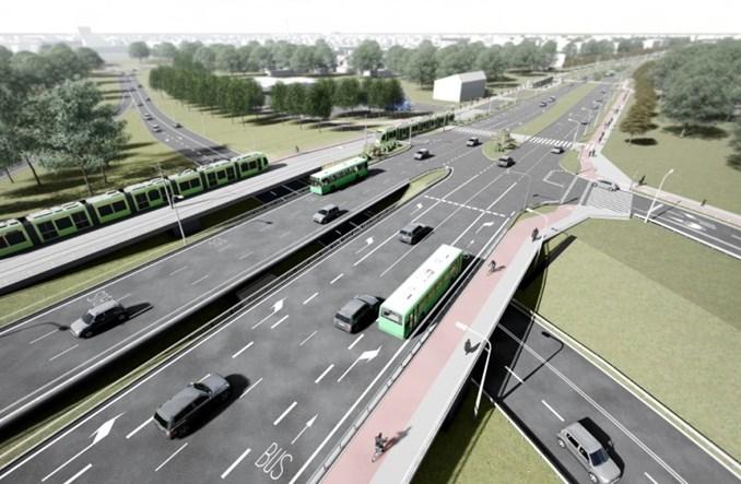 W Poznaniu nowy przetarg na II etap tramwaju na Naramowice