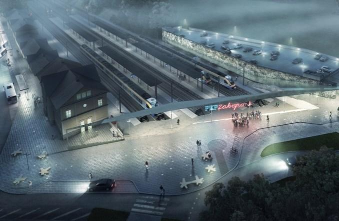 Rusza konkurs architektoniczny na dworzec kolejowo-autobusowy w Zakopanem