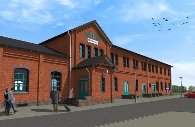 Rusza przebudowa dworca w Strzelinie