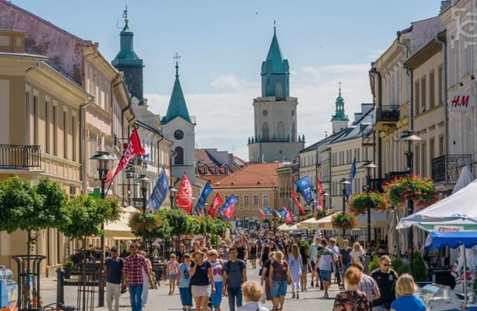 Lublin: Dwie oferty na przebudowę deptaka w ciągu Krakowskiego Przedmieścia