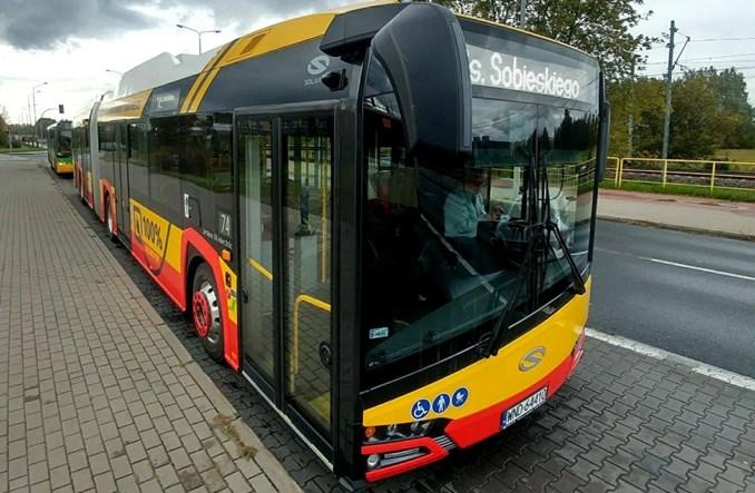 Katowice: Elektryczne przegubowce od Solarisa