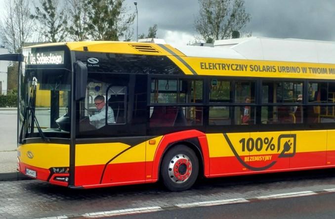 Warszawa i Zielona Góra ze środkami UE dla 177 elektrobusów. Świnoujście też skorzysta