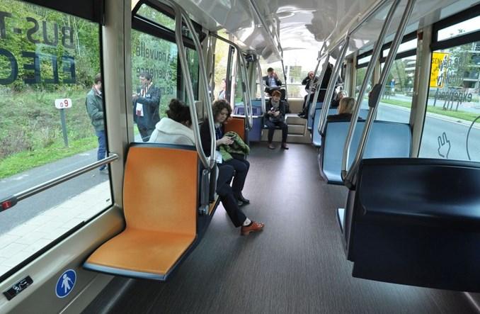 Alstom pierwszy raz na targach w Kortrijk. Od razu z nagrodą [zdjęcia]