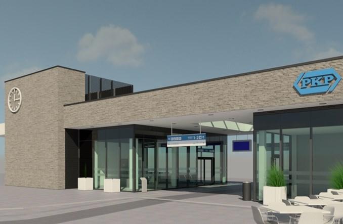 W przyszłym roku budowa dworca systemowego w Pomiechówku