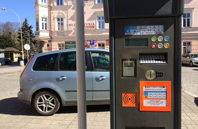 Problemy stref płatnego parkowania