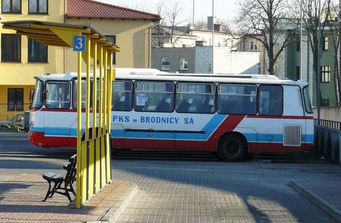 Brodnica z szansą na autobusy Autosana. Problemy z węzłem
