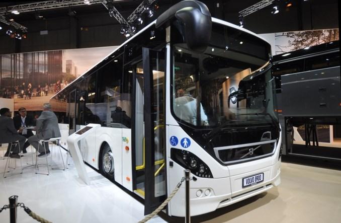 Volvo 7900 Electric z zapowiedzią autonomicznych rozwiązań [zdjęcia]
