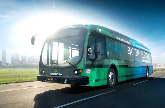 12 dużych miast zapowiada zakupy wyłącznie elektrobusów