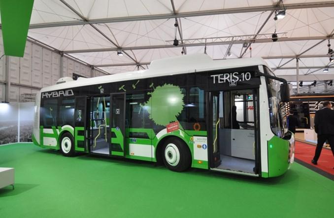 Kolejowa Grupa CAF wchodzi w rynek autobusów z Vectią [zdjęcia]