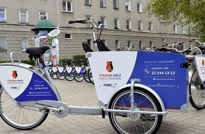 Stalowa Wola. Nextbike zostawi rowery do połowy listopada